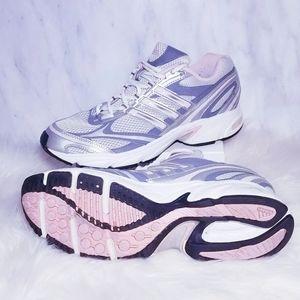 Adidas Ladies Running Shoes Reflective 10 Pink
